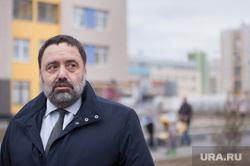 Визит губернатора Краснодара в микрорайон Академический. Екатеринбург , голубицкий вениамин