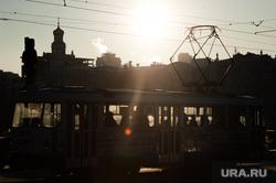 Общественный транспорт Екатеринбурга, трамвай, церковь, общественный транспорт