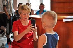 Доктор Лиза забирает детей из Донбасса, доктор лиза, глинка елизавета