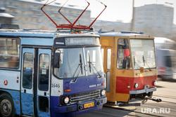 Общественный транспорт Екатеринбурга, трамвай, икарус, автобус, общественный транспорт