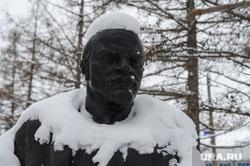 Куса. Челябинская область, памятник, ленин владимир