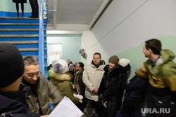 Подача документов на приём в первый класс в екатеринбургских гимназиях. Екатеринбург