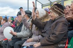 Новый Уренгой — Сеяха — Яр-Сале - командировка Кобылкина, пенсионеры
