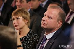 Наши на съезде ЕР. Шептий и Ко. 3ья секция. 1ый день. Москва, шептий виктор, чечунова елена