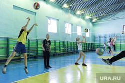Поселок Роза. Челябинск., спортзал, школа11