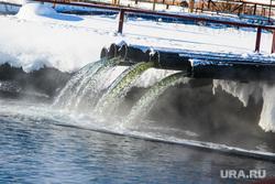 Экскурсия на АО Далур (перезаливка) г Далматово Курганская обл., ао далур, урановая жидкость из скважины