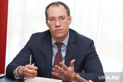 Пресс-конференция управляющего Курганским отделением ВТБ 24. Курган., меркулов павел