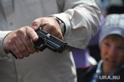 Армия-2015. Москва, пистолет, оружие, стрельба, пл-14