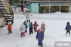 Детский сад 370 Депутатская комиссия Челябинск, дети