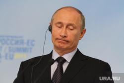 Саммит Россия-ЕС. Пресс-конференция. Екатеринбург