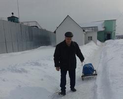 Член СПЧ Андрей Бабушкин в ИК-54 Новая Ляля