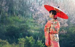 Открытая лицензия от 16.12.10.2016. Япония, Сирия, Пальмира, япония, японский зонт