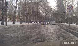 Потоп Ясная-Шаумяна Екатеринбург, потоп