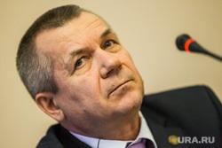 Начальник Госохотуправления по Тюменской области Александр Матыченко. Тюмень