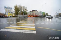 Интервью с Сергеем Швиндтом. Екатеринбург, пешеходный переход, зебра, виз-бульвар