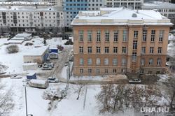 Задымление в коллекторе Челябинск, публичная библиотека