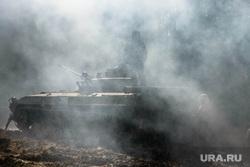 Клипарт. Екатеринбург, бтр, дымовая завеса, бронемашина