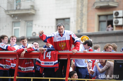 Чествование сборной России по Хоккею в Москве. 27 мая 2014, сборная, кубок, овечкин александр