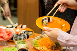 Клипарт. Санкт-Петербург, доставка, еда, япония, суши, палочки, азиатская кухня