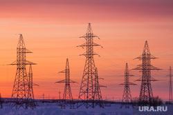 Село Нялинское. Ханты-Мансийский район., электричество, энергетика