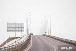 Открытие моста через Вах. Нижневартовск., мост через вах, трасса, дорога