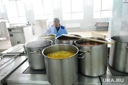 Автомобильное училище. Челябинск., кухня, кастрюли, столовая, суп, еда