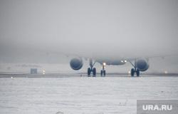 Первый споттинг в Кольцово. Екатеринбург, самолет, взлетная полоса, нелетная погода, туман, отмена рейса