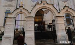 Дубровский Кыштым Челябинск, храм, церковь