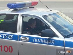 ДПС возле Строганова. Екатеринбург, автомобиль дпс, гаишники