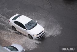 Авария. Челябинск., потоп, ливень