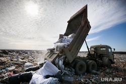 Полигон ТБО и цех сортировки. «Спецавтобаза». Екатеринбург, мусор, грузовик, самосвал, свалка, лка, тбо