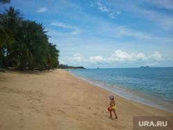 Клипарт, ребенок, море, пляж, океан
