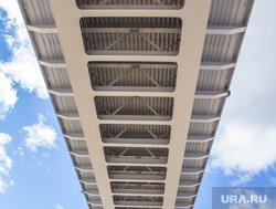 Мост через Вах. Излучинск, мост через вах