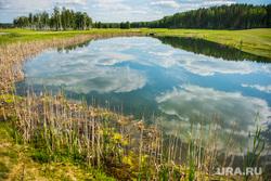 Pine Creek Golf Club. Верхняя Сысерть, экология, природа, озеро, водоем, лето