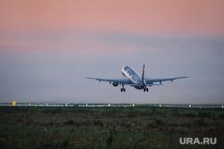 Очередной споттинг в Кольцово. Екатеринбург, самолет, взлет самолета