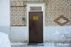 Рабочая поездка губернатора Дубровского в Ашу. Челябинск, дверь в