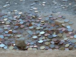Открытая лицензия 17.06.2015. Банкрот., монеты, деньги, банкрот