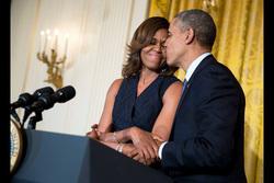 Открытая лицензия 10.06.2015. Барак Обама., обама барак, обама мишель
