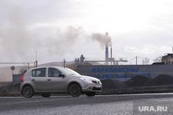 Карабаш. Челябинск., карабаш, абразивный завод