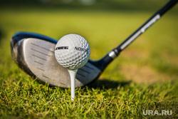 Pine Creek Golf Club. Верхняя Сысерть, мячики, клюшки для гольфа, спорт