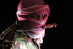 Клипарт depositphotos.com , терроризм, угроза, террорист