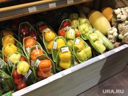 Реклама Здоровая ферма. Магазин. Супермаркет. Продукты. Челябинск., перец, овощи, продукты