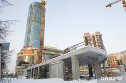 Opera Tower. Стройплощадка. Екатеринбург, долгострой, opera tower