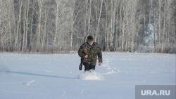 Клипарт по теме Охота. Челябинск, зима, охотник, мороз