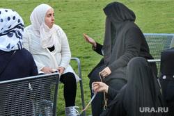 Евросоюз, хиджаб, евросоюз, мигранты в мюнхине