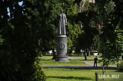 Памятник Феликсу Дзержинскому в парке Музеон. Москва, дзержинский феликс, памятник