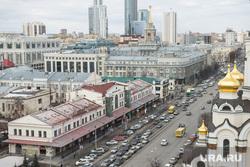 Екатеринбург с крыши