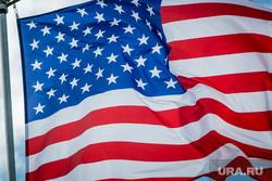 Петербургский международный экономический форум. Третий день. Санкт-Петербург, флаг сша, американский