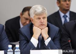 Заседание губернатора с главами МО и правительством в МВЦ Екатеринбург ЭКСПО, суханов станислав