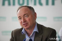 Пресс-конференция Атомстройкомплекса. Екатеринбург, ананьев валерий